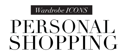 Personal Shopping - Wardrobe ICONS