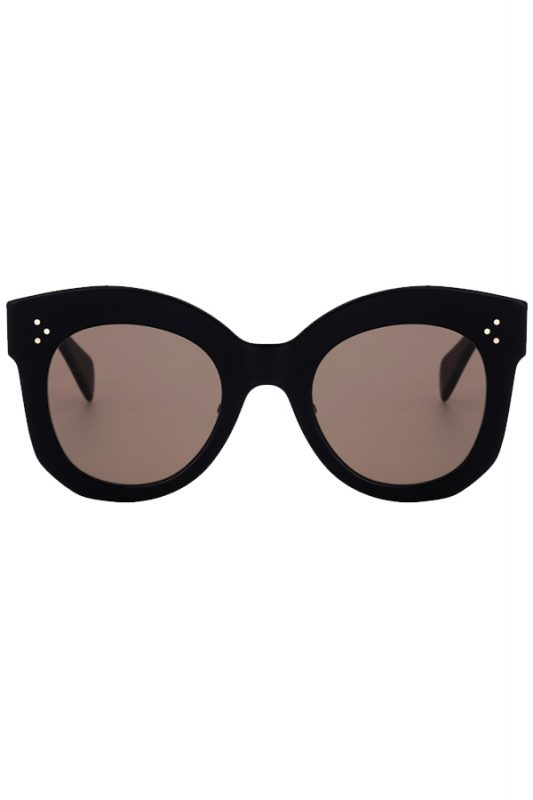 Celine Chris cat eye sunglasses