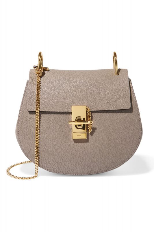 Click to Buy Chloe Drew Bag Grey