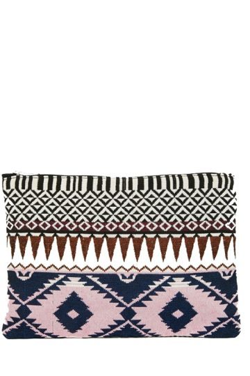 Glamourous clutch