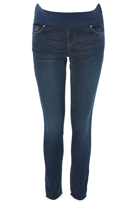 Topshop Leigh Maternity jeans