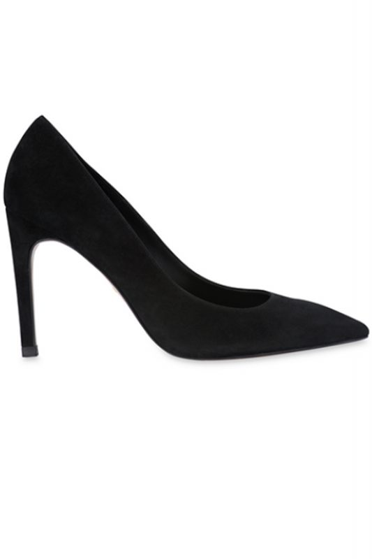 Click to buy Whistles Suede Point Pump online