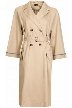 topshop-tone-cotton-trench