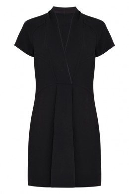A-LINE-BY-JIGSAW-AW15-Erica-Double-Face-Wool-Crepe-Dress-J28664-£595
