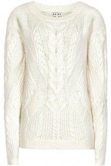 Reiss knit sweater