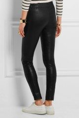 Joseph leather trousers2