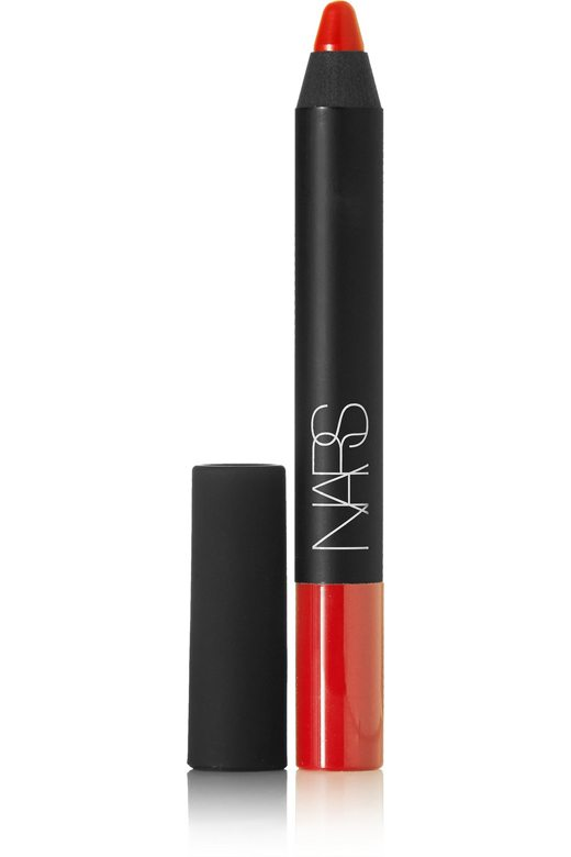 Red Square Nars Velvet Matte Lip Pencil £20 Net-a-Porter