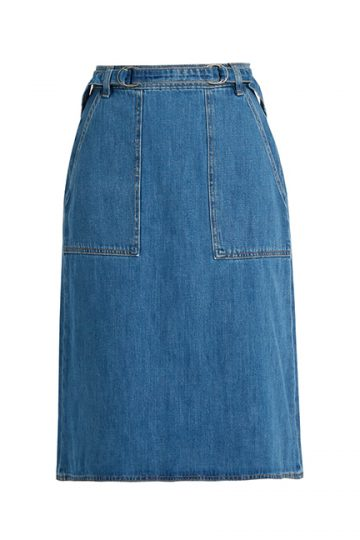 where to buy denim skirts dress
