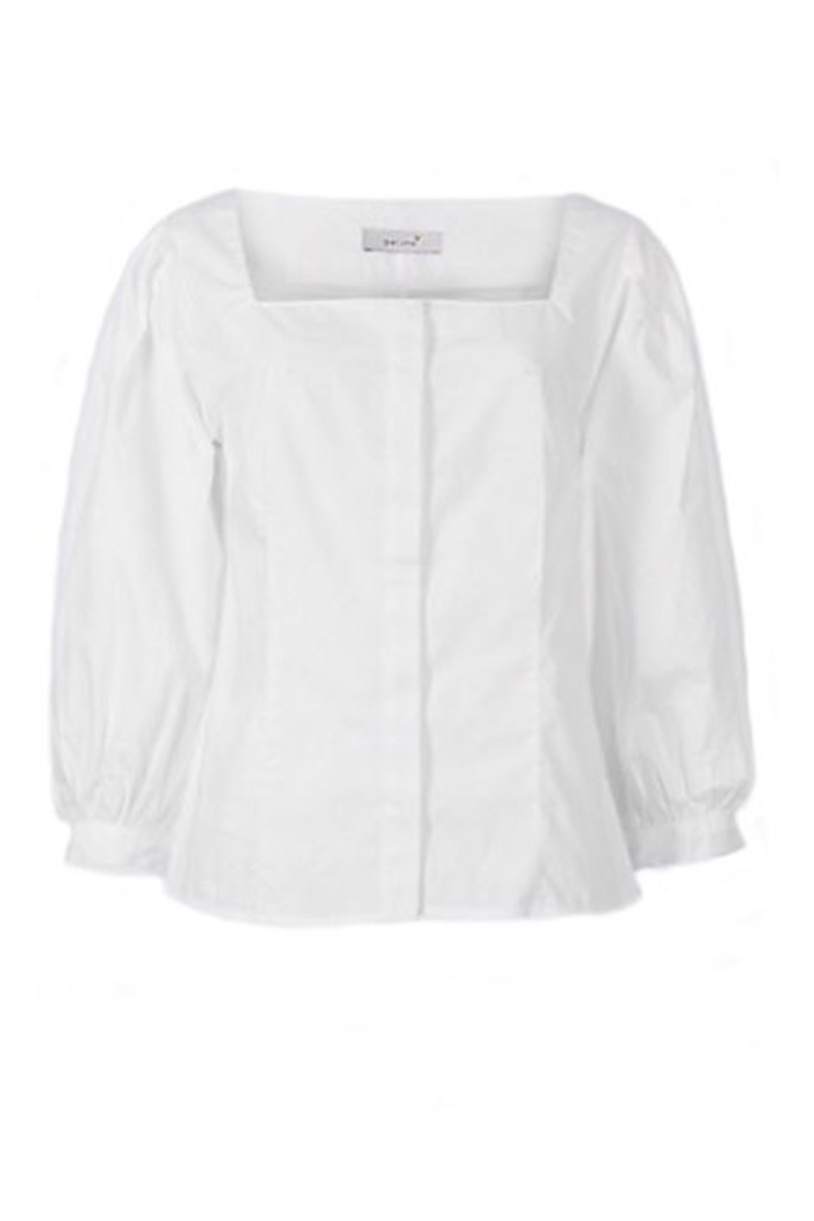 Click to Buy Marks & Spencer White Cotton Top