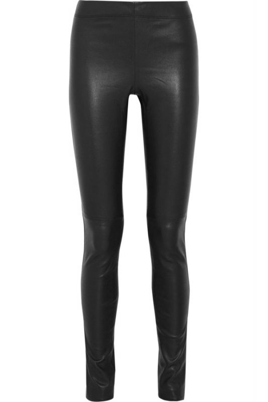 Joesph-Stretch-Leather-Leggings