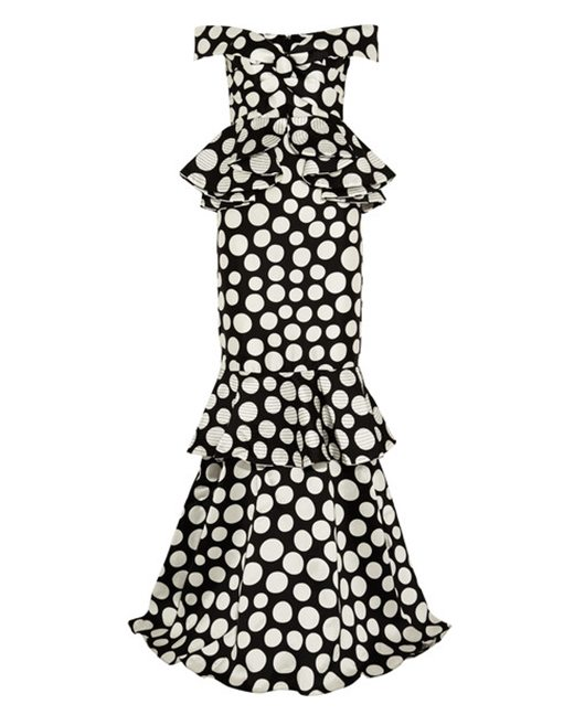 johanna-ortiz-polka-dot-dress