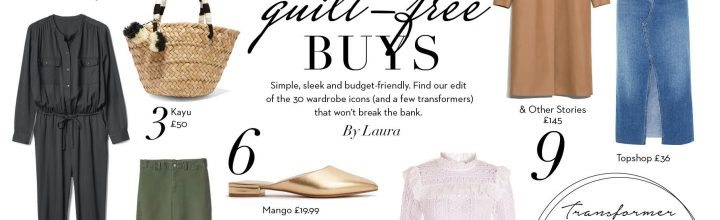 *30 Guilt-Free Buys