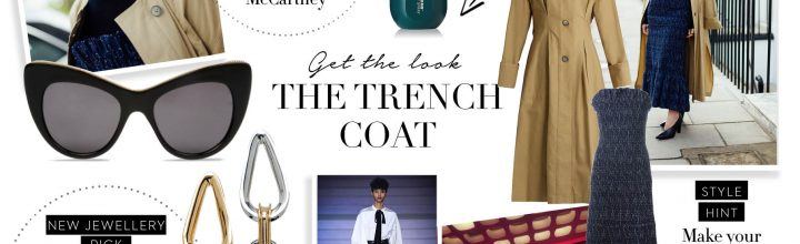 LFW Special – The Trench Coat