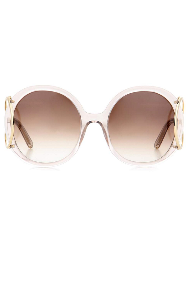 Click to buy Chloé Round Sunglasses online