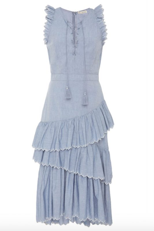 Click to buy embroidered dress