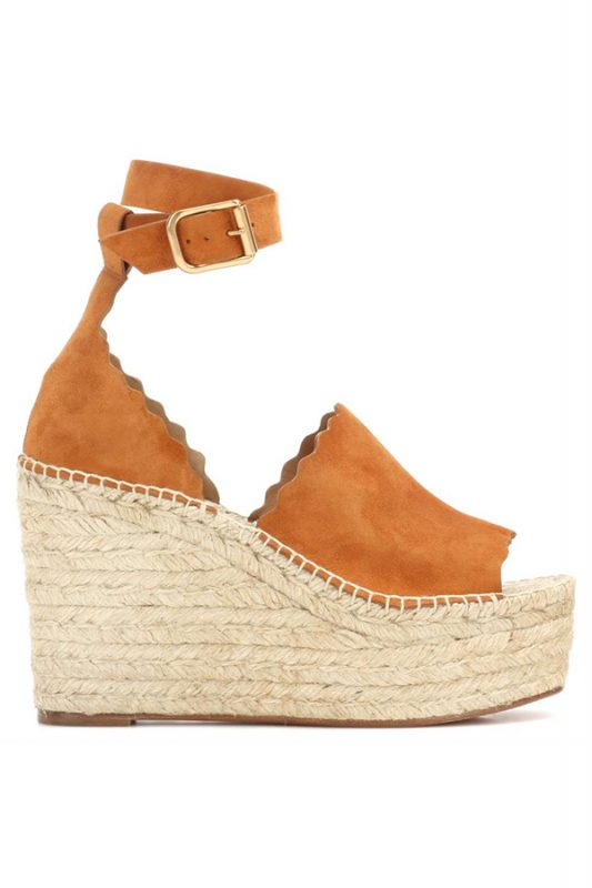 Click to buy Chloe Wedge Espadrilles Online