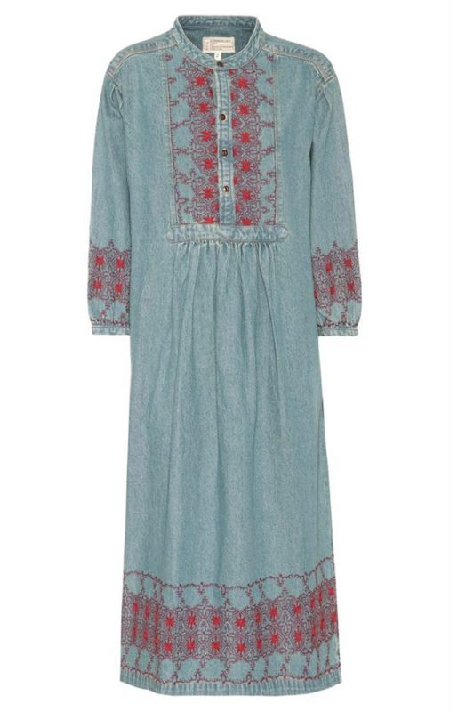 current elliott denim dress