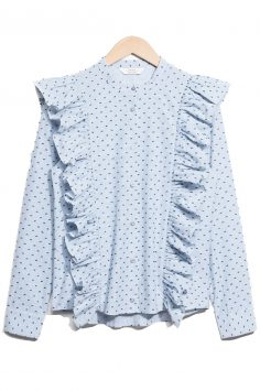 Click to buy Other Stories Frills Blouse online