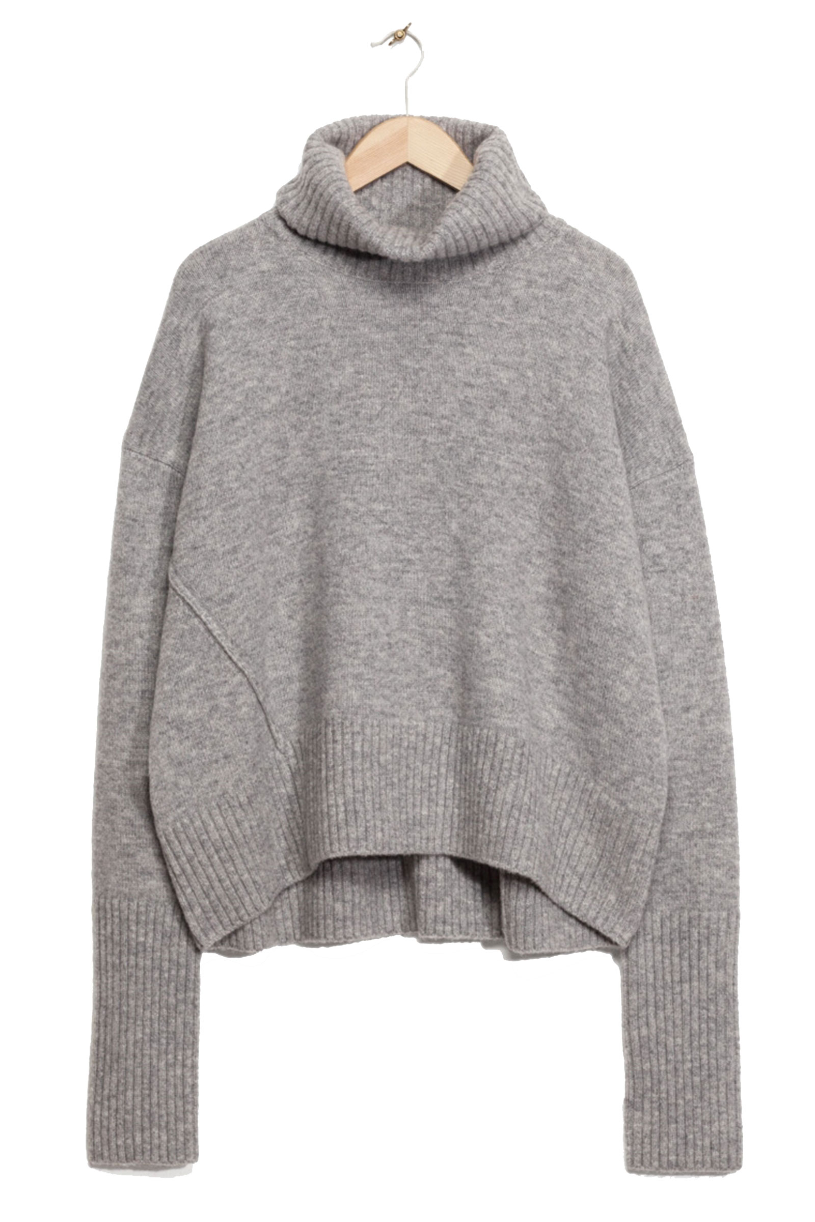 Click to Buy &-Other-Stories-Turtle-Neck-Sweater