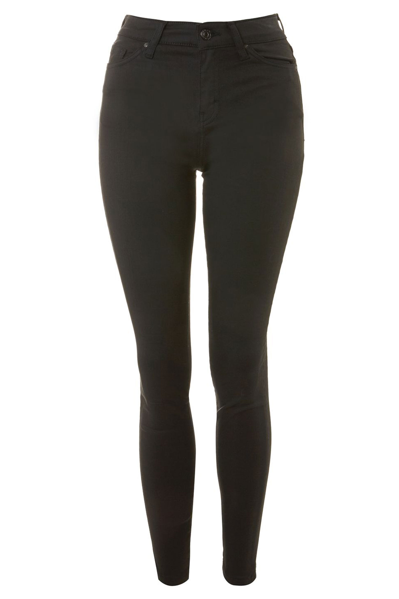 Click to Buy Topshop-Coated-Jamie-Jeans