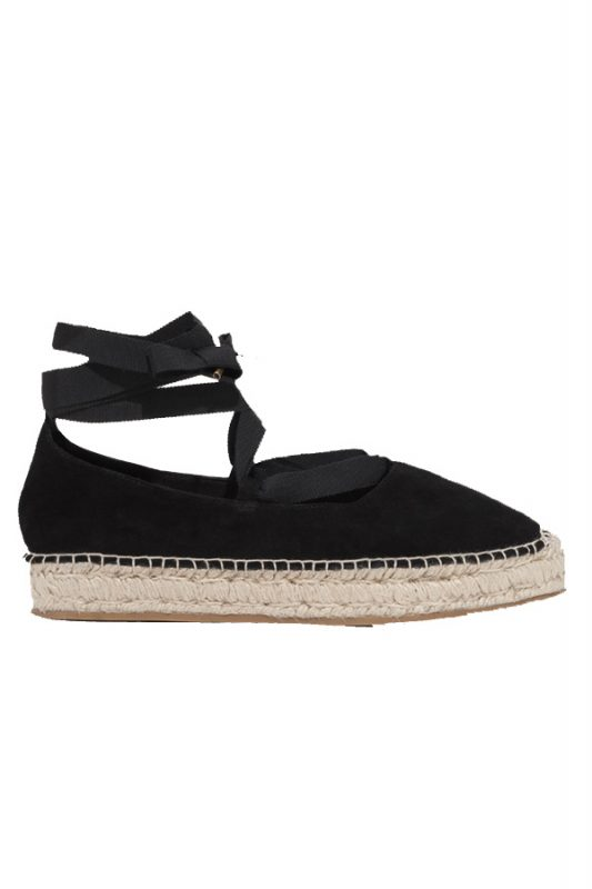 Click to buy black espadrilles