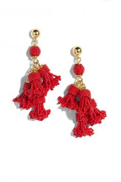 Click to buy J. Crew chandelier earrings Online