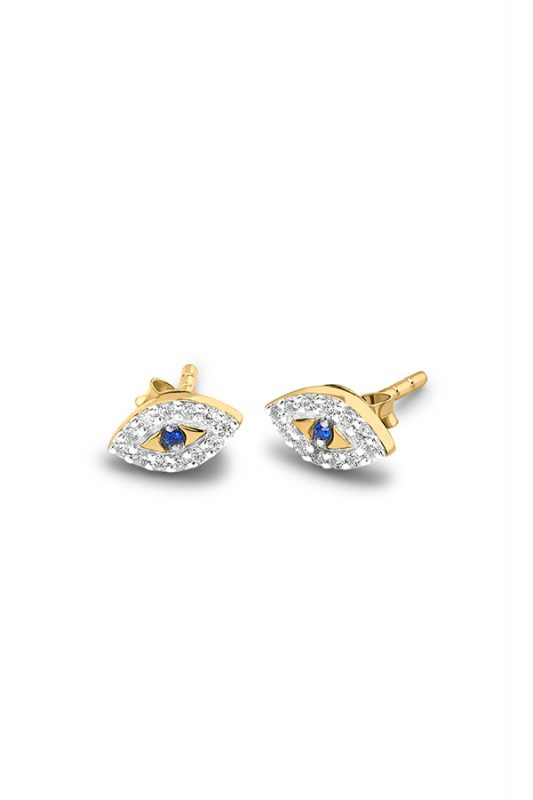 Click to buy Missoma Evil Eye Stud