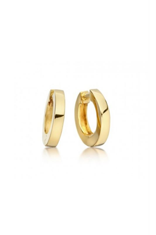 Click to buy Astley Clarke Mini Gold Hoop online