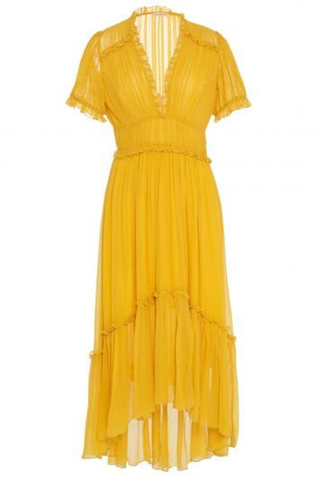 Click to buy Ulla Johnson yellow dress