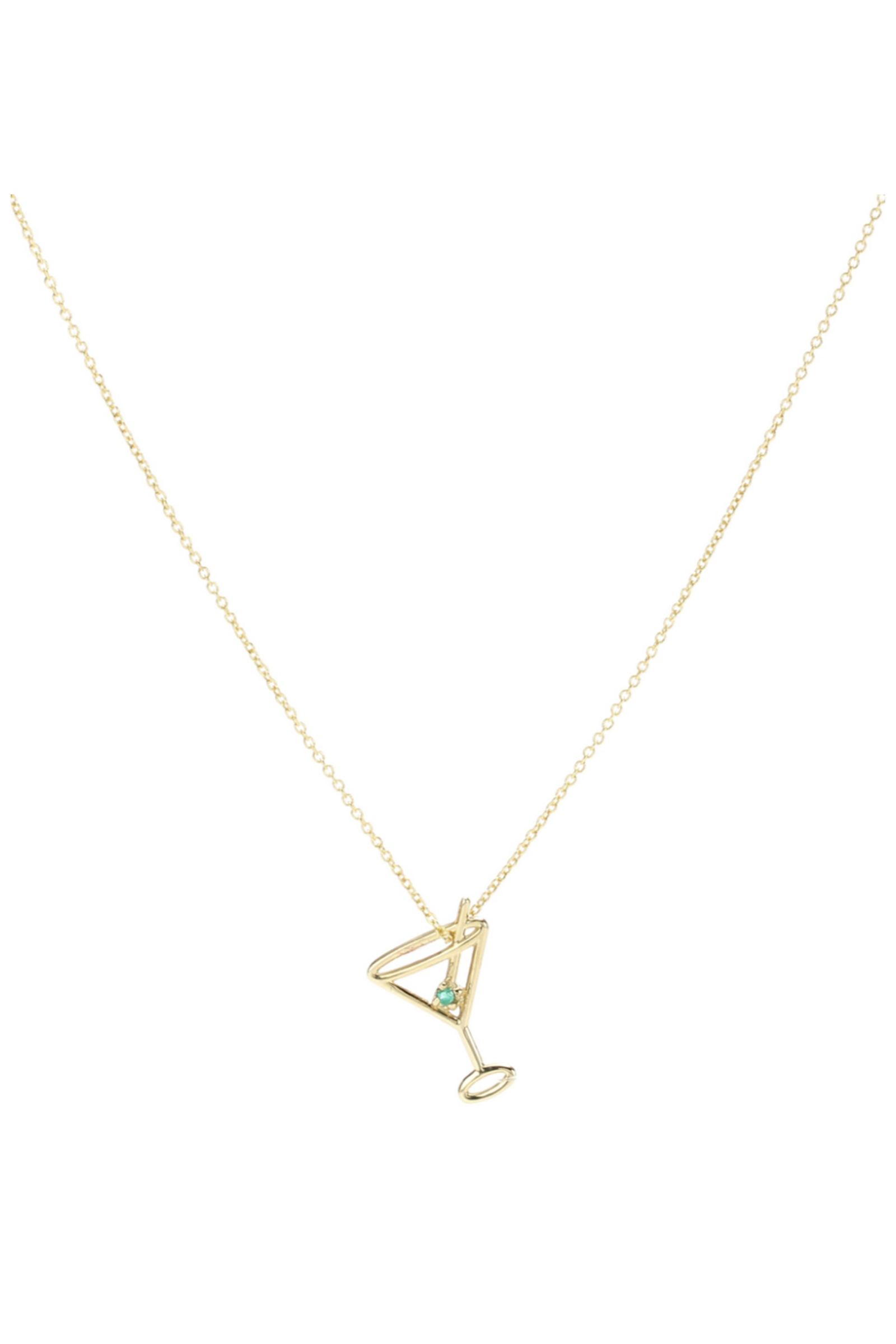 Click to buy Aliita martini necklace