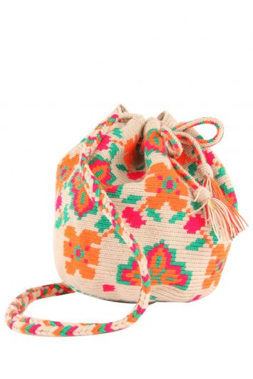 Click to buy Guanabana bucket bag