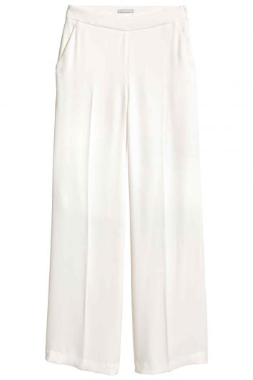 Click to buy H&M trousers