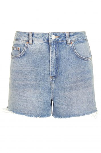Click to buy Topshop denim shorts