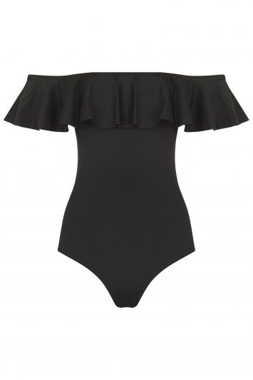 Click to buy Topshop bardot swimsuit
