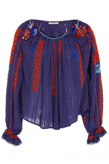 Click to buy Ulla Johnson peasant blouse