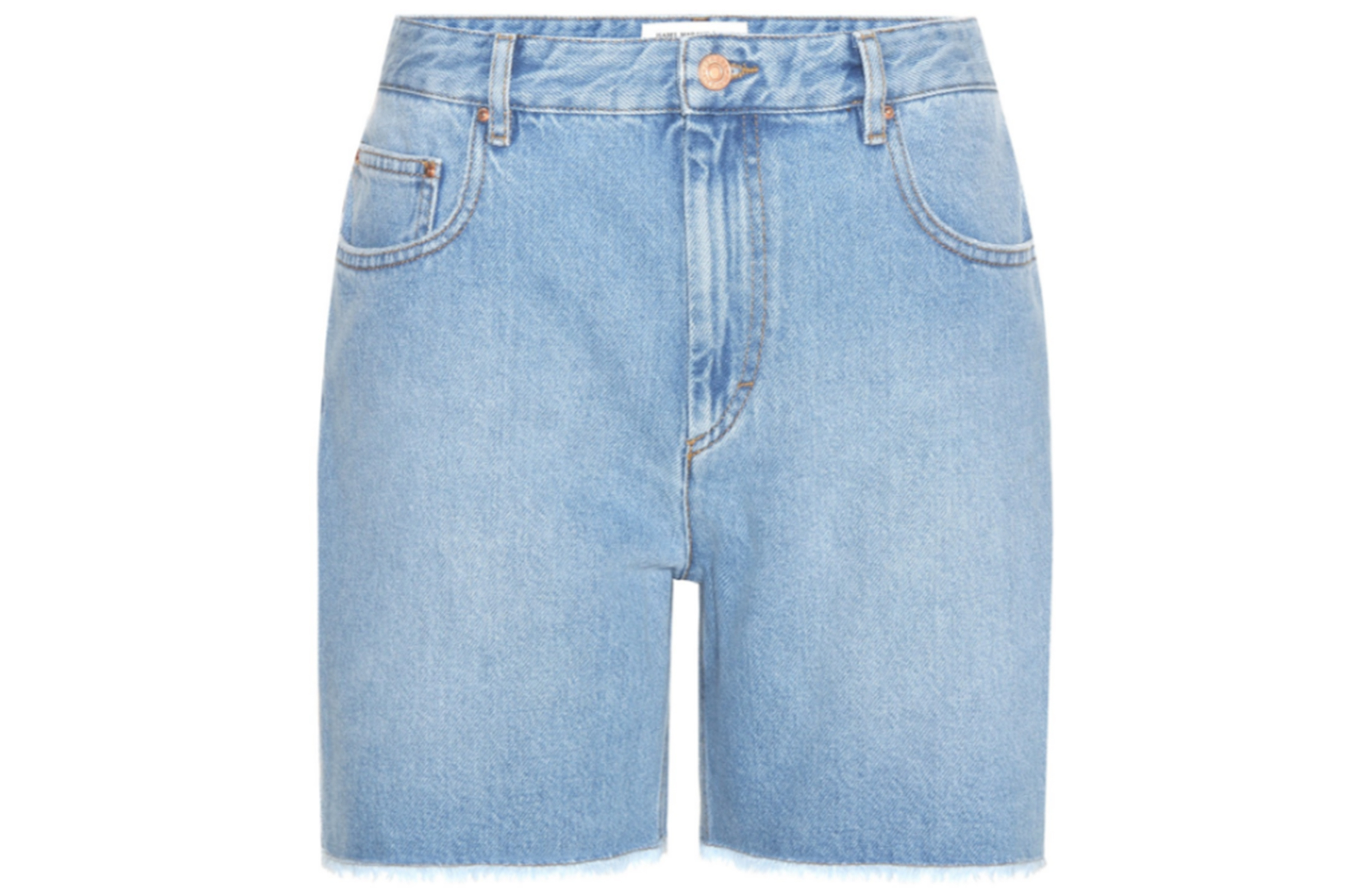 Click to buy Étoile Isabel Marant Cedar denim shorts online