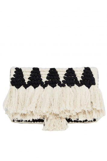 Click to buy Reclaimed Vintage clutch