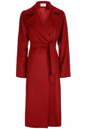 Click to buy Max Mara Belted Coat online