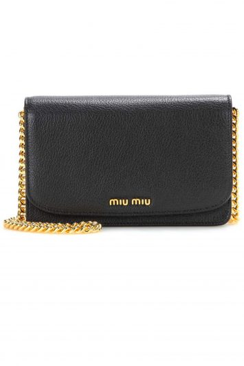Click to buy Miu Miu shoulder bag online