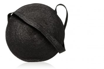 Click to buy Samuji Circle Straw Bag online