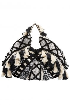 Click to buy AND OR Hobo Bag online