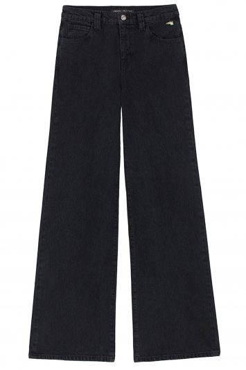 Click to buy J Brand x Bella Freud flared jeans