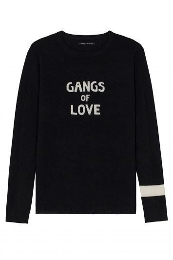 Click to buy J Brand x Bella Freud gangs of love