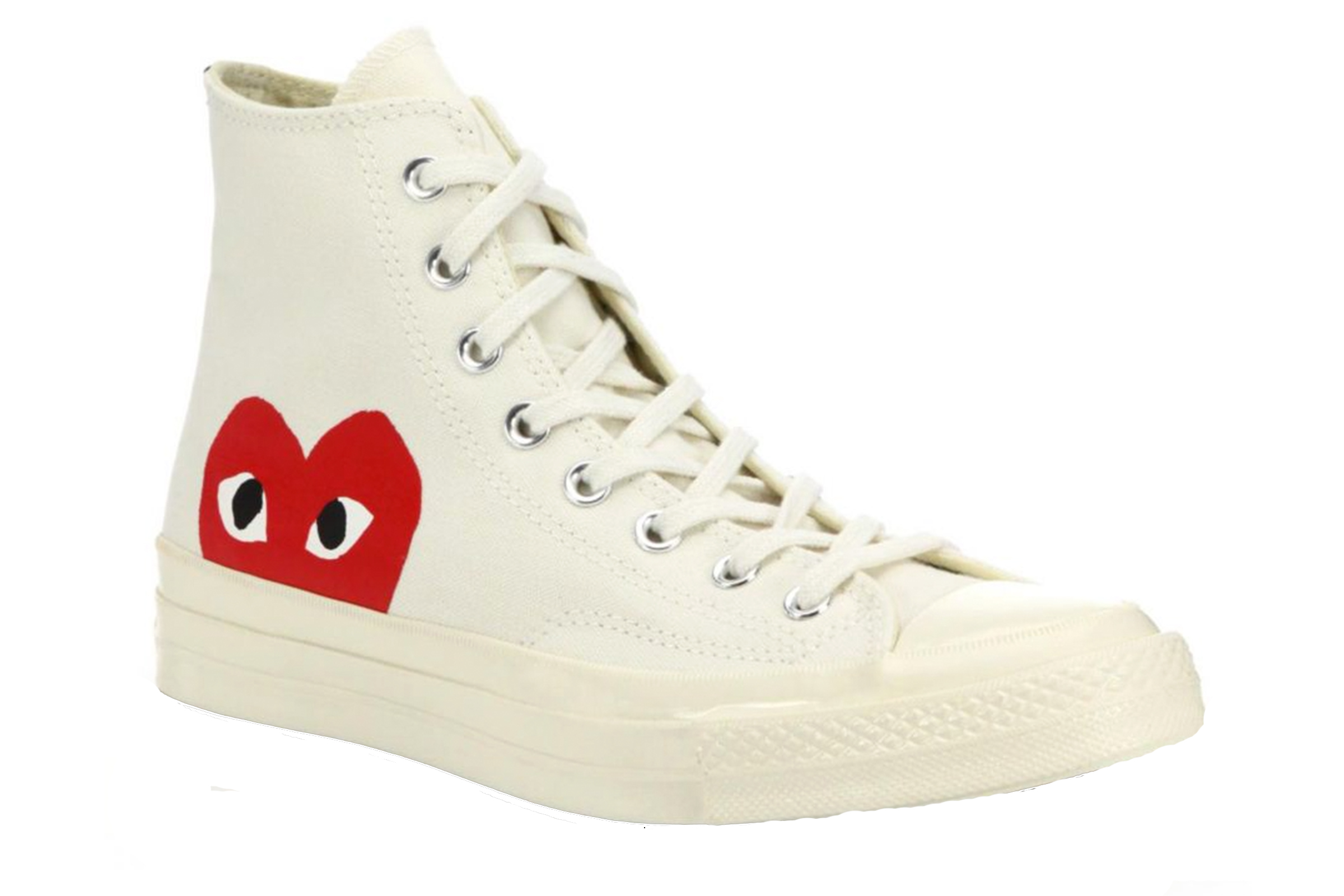Click to buy Comme des Garcons trainers