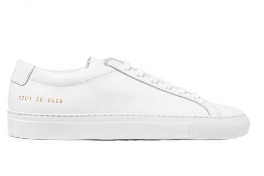 Click to buy Common Projects trainers