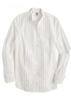 Click to buy Thomas Mason tuxedo shirt online