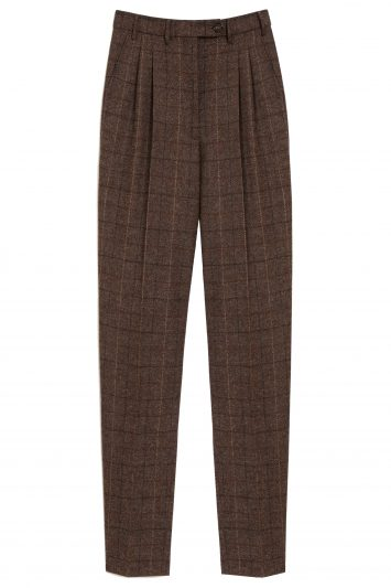 Click to buy Mulberry trousers