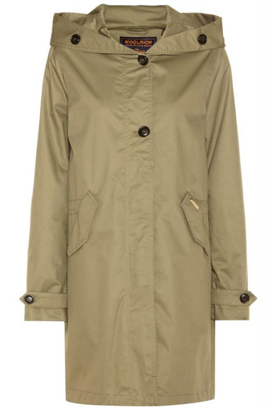 Click to buy Woolrich Prescott cotton parka online