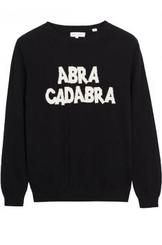 Click to buy Abracadabra Cashmere Sweater online