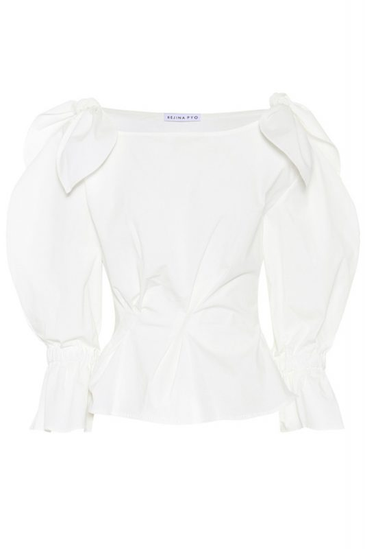Click to buy Rejina Pyo white top